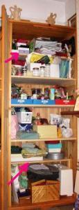 台所の保管庫