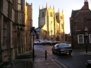 教会が多いノーフォーク
