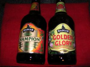 Golden GloryとChampion