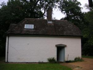 utilitarian house