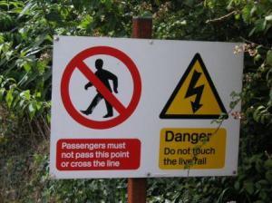 such a danger