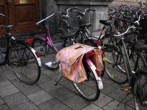 bags on bike