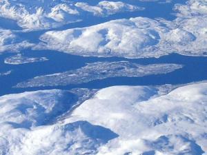 Tromso上空
