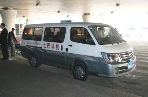 エアポートシャトルバス