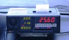 タクシー料金( 空港~中山広場間 )