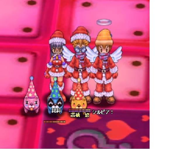 クリスマスダンジョン2