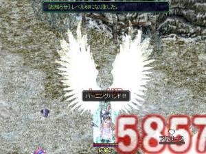 レベル68UP!(5月10日 0:23)