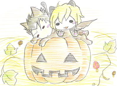 kuro_fay_halloween