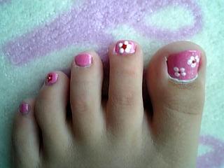 姫1の足。。。