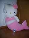 人魚キティ
