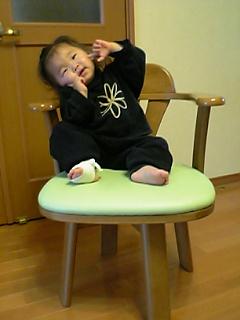 キッチンテーブルの椅子