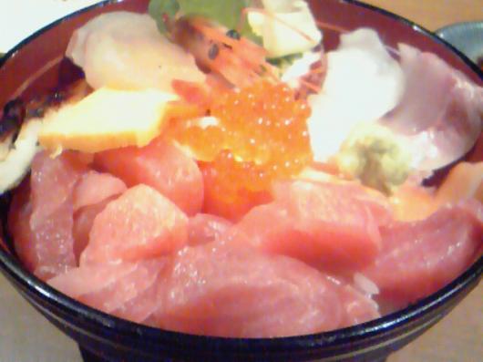 えびす大黒(海鮮丼)