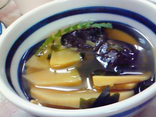 タカヤナギ(若竹煮)