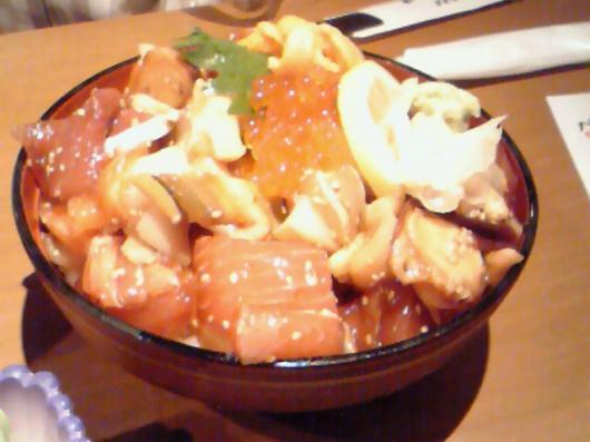 えびす大黒(漬け丼)