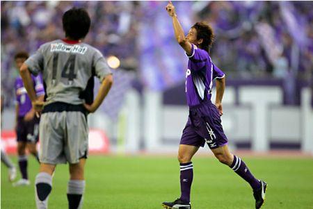 ナビスコ杯広島戦