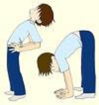 腰痛体操・・・パート1