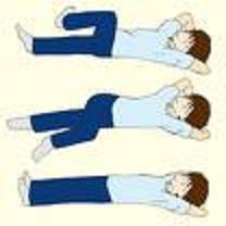 腰痛体操・・・パート2