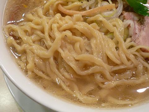 七彩 塩 麺