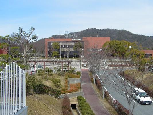 滝野町庁舎