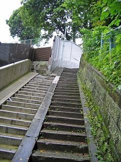 お化け階段1