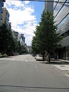神田紺屋町付近