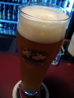 Weltenburger Hefe-Weissbier