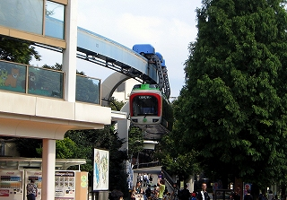 東京都懸垂電車2