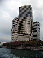 佃島 大川端リバーシティ21