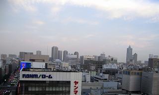 大丸百貨店ビアガーデン3