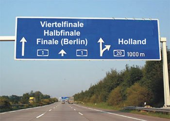 German Motorway