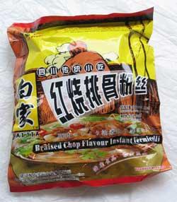 四川インスタント麺