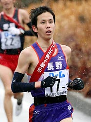 佐藤悠基選手