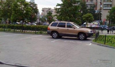 迷惑駐車11