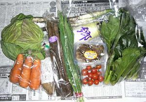 和郷園野菜ボックス
