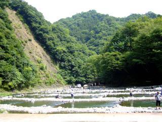 亀見橋バカンス村(1)