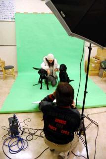 大型犬ドッグファン撮影会&運動会参加(1)
