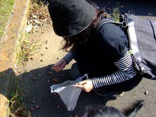 昭和記念公園はどんぐり曜日(2)