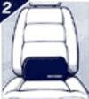 ドライバー方々の腰痛防止に!ドライバーズ・ウエストガード