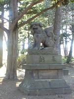 090506広島神社狛犬