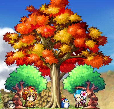 14大きな楓の木の下で2009_0226_0608