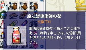 11魔法精錬術師の薬2009_0326_0217_5
