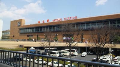 仙台駅20090407