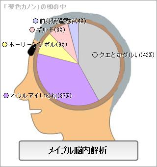 メイプル脳内解析2009_0423_1900
