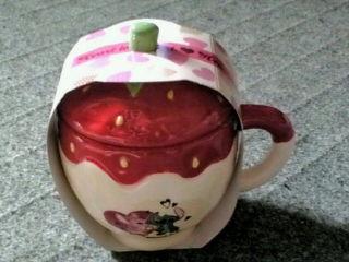 バレンタイン いちごマグケース♪