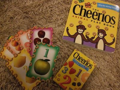 絵本Cheerios①