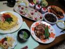 2009年 ひなまつり料理