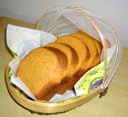 一日分の野菜パン