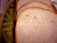 ゆであずきパン