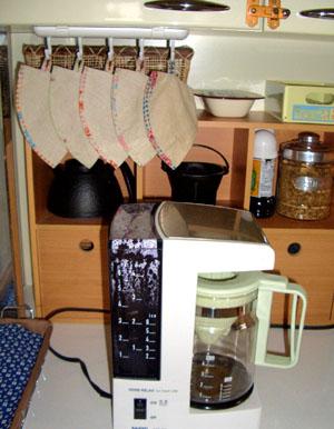 cafeコーナー