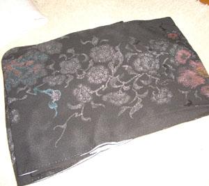 キラキラ羽織
